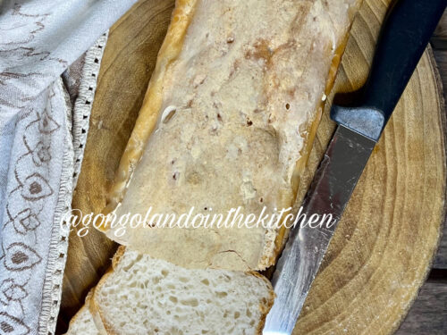 pan Bauletto senza glutine e senza lattosio