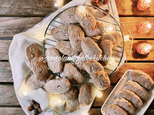 biscotti Rustici senza glutine e senza lattosio