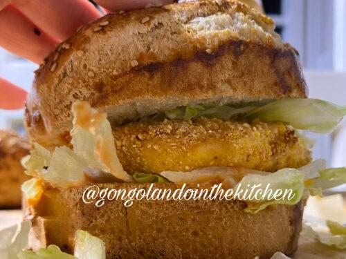 Burger Buns senza glutine e senza lattosio