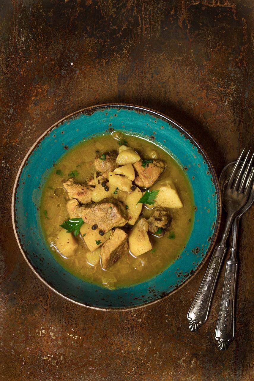 Ricetta Stufato di Maiale e Patate al Curry Facilissimo Piatto Unico