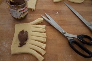 Ricetta colazione brioche con la nutella fatte in casa for Come disegnare un piano casa passo dopo passo