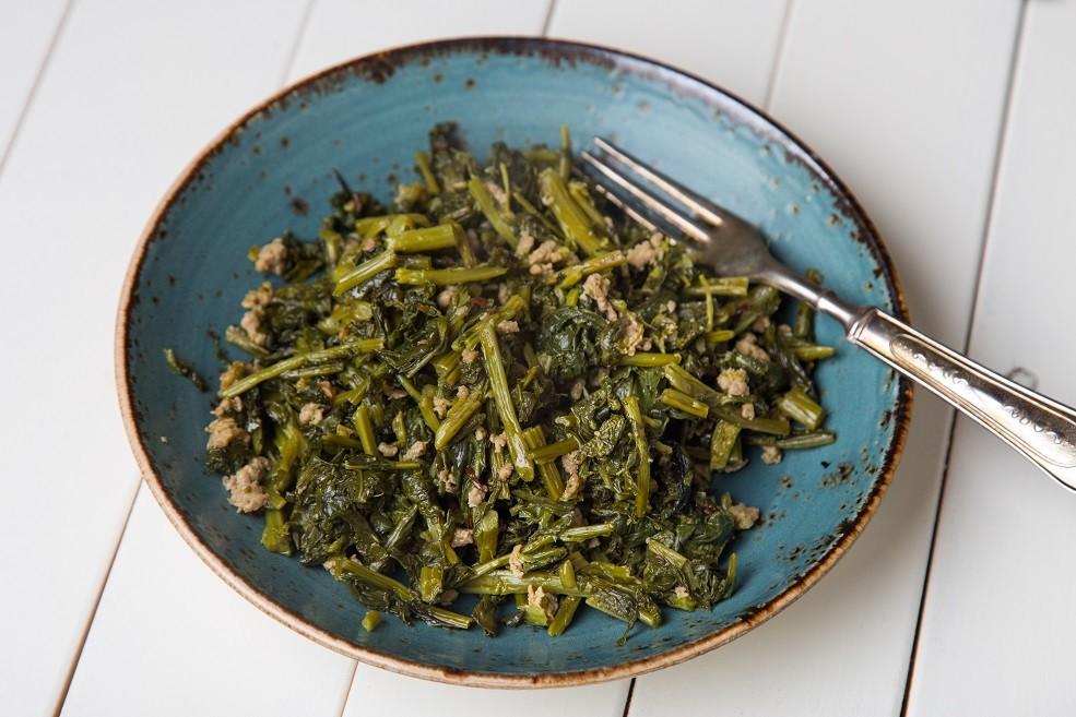 Ricetta Broccoletti e Salsiccia