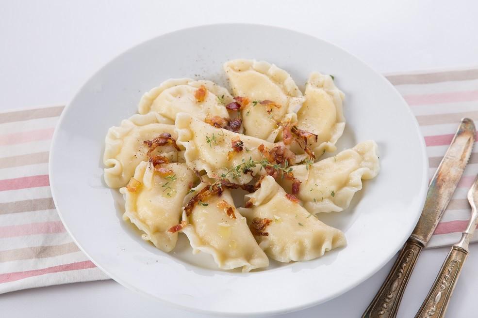 Ricetta Ravioli Formaggio Patate - Impasto Senza Uova