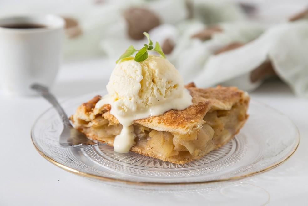 Apple Pie Torta di Mele Americana