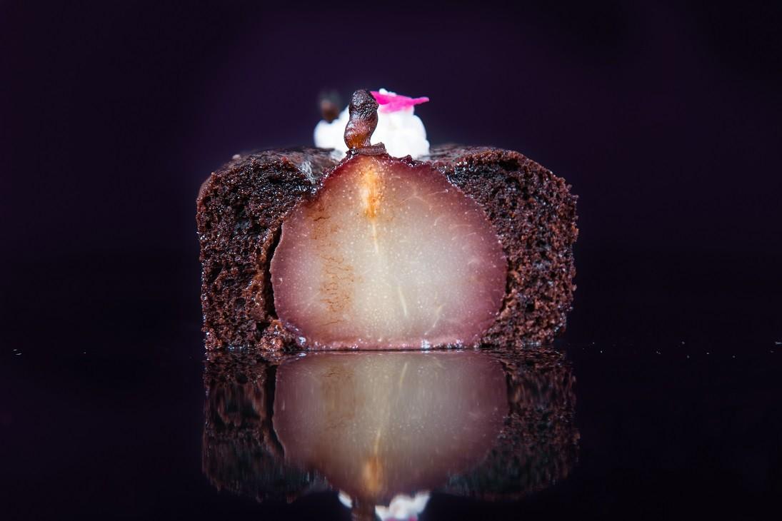 Torta Pere e Cioccolato - ricetta semplice