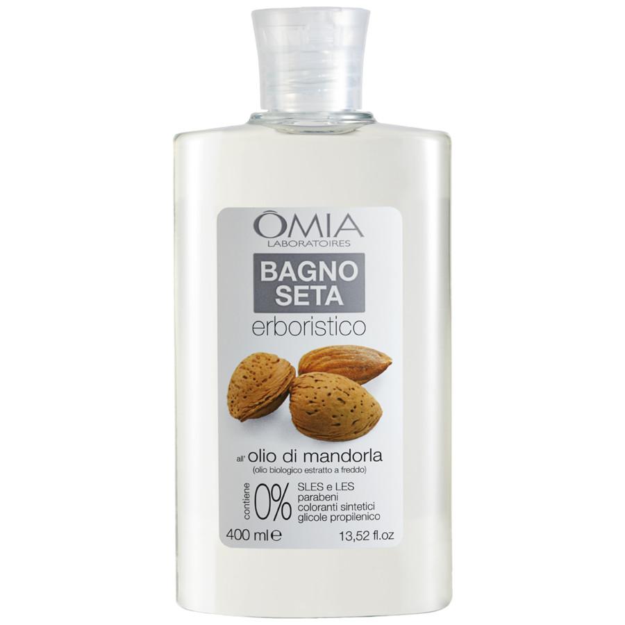 Omia-Corpo-Bagno_Seta_Olio_di_Mandorla