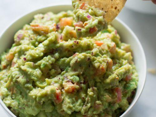 Guacamole -vegan-