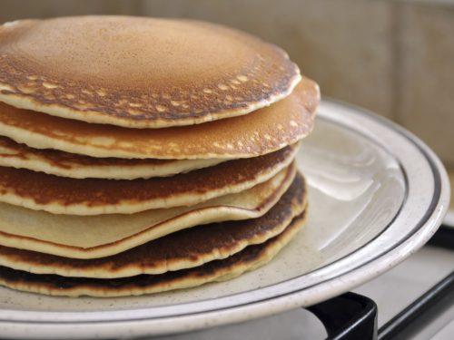 Pancake -vegan-