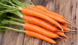 Crema di carote e noci -vegan-