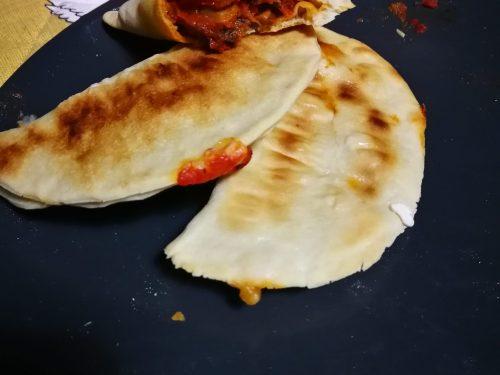 Panzerotti al forno -vegan-