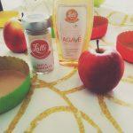 Tortino mele e cannella Sugar free