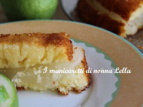 Ciambella  delicata  al limone