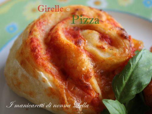 Girelle di pizza