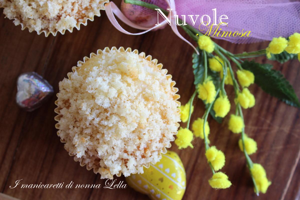 Nuvole mimosa