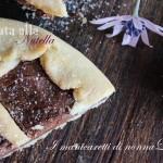 Crostata dolce-salata alla nutella