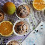 Ricetta muffin arancia e gocce di cioccolato