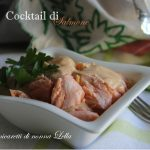Cocktail di salmone