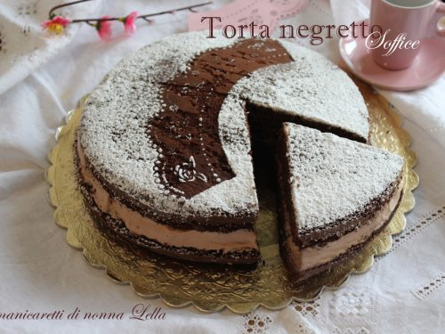Torta negretto soffice