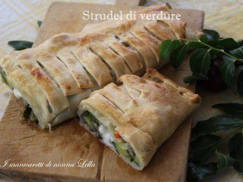 Strudel di verdure