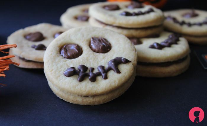 Facce mostro ricette per Halloween