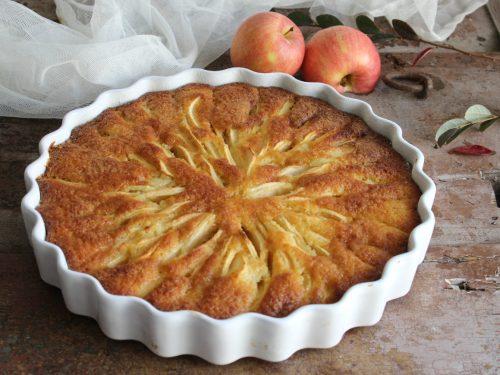 Ricetta torta di mele della nonna