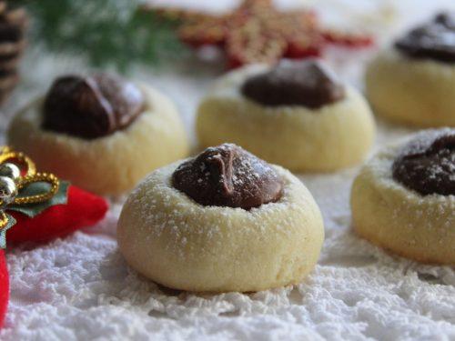Biscotti ovis mollis alla Nutella