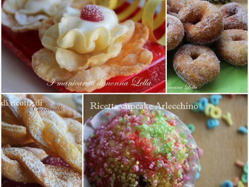 Dolci di Carnevale ricette facili e creative