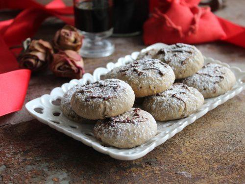 Biscotti ai cereali per San Valentino