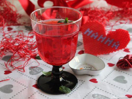 Cocktail di San Valentino la ricetta per prepararlo