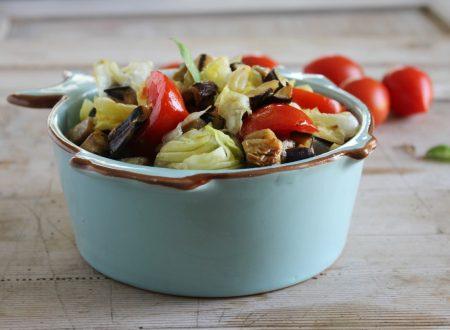 Insalata mediterranea ricetta estiva