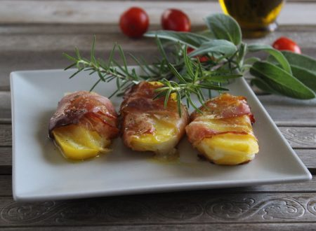 Cordon bleu di patate in camicia