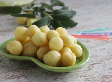 Patate soffiate puff di patate homemade