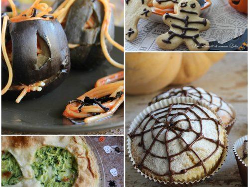 Halloween raccolta ricette mostruose