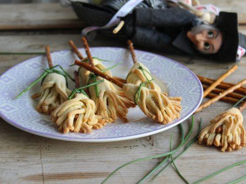 Ricetta scopa della Befana salata antipasto per l'Epifania scope
