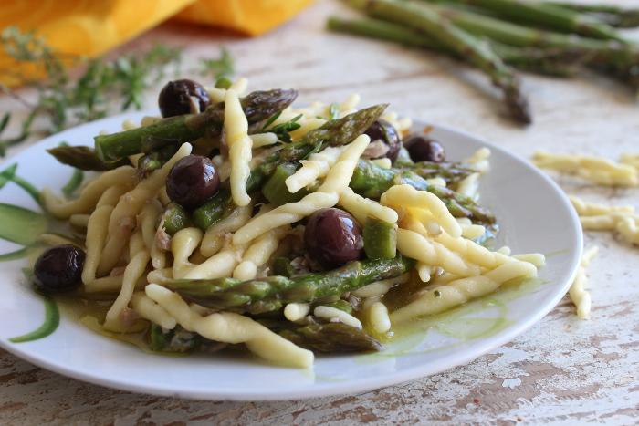 Trofie asparagi