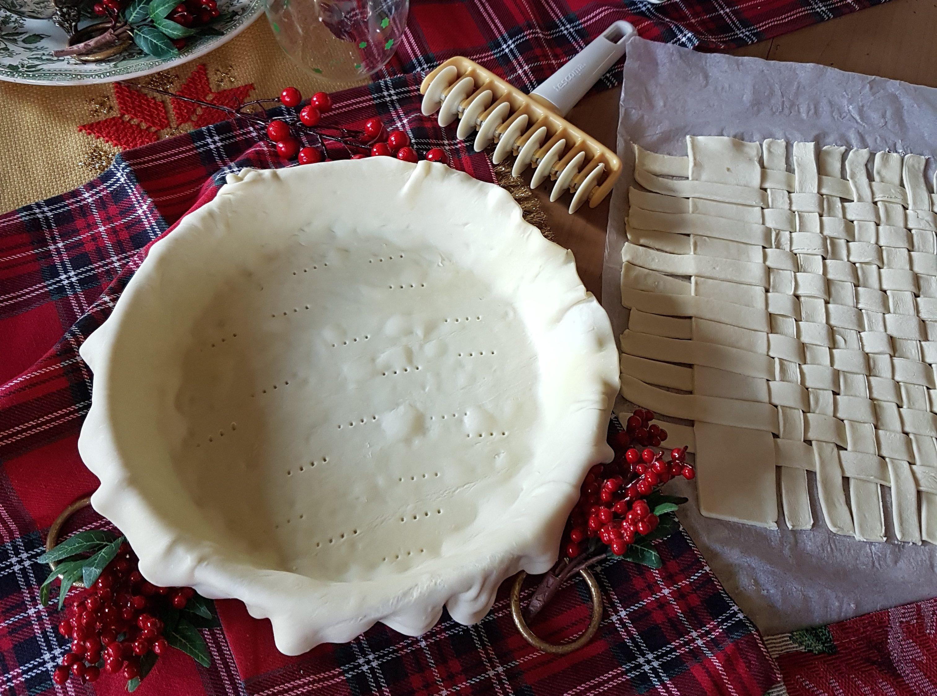 timballo di tagliatelle e polpette in crosta