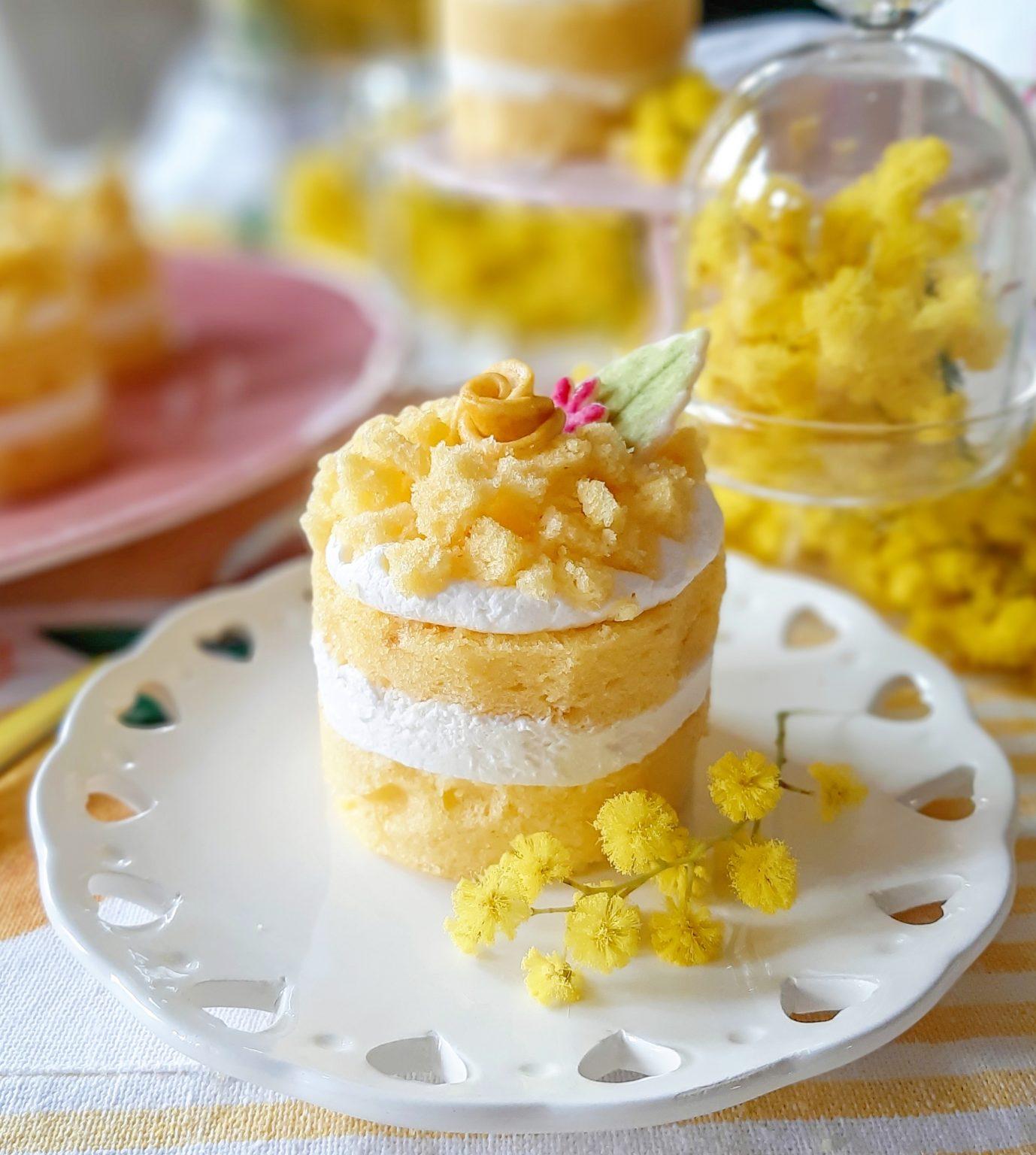 Cacá Cupcake & Cia.: Mini Naked Cake