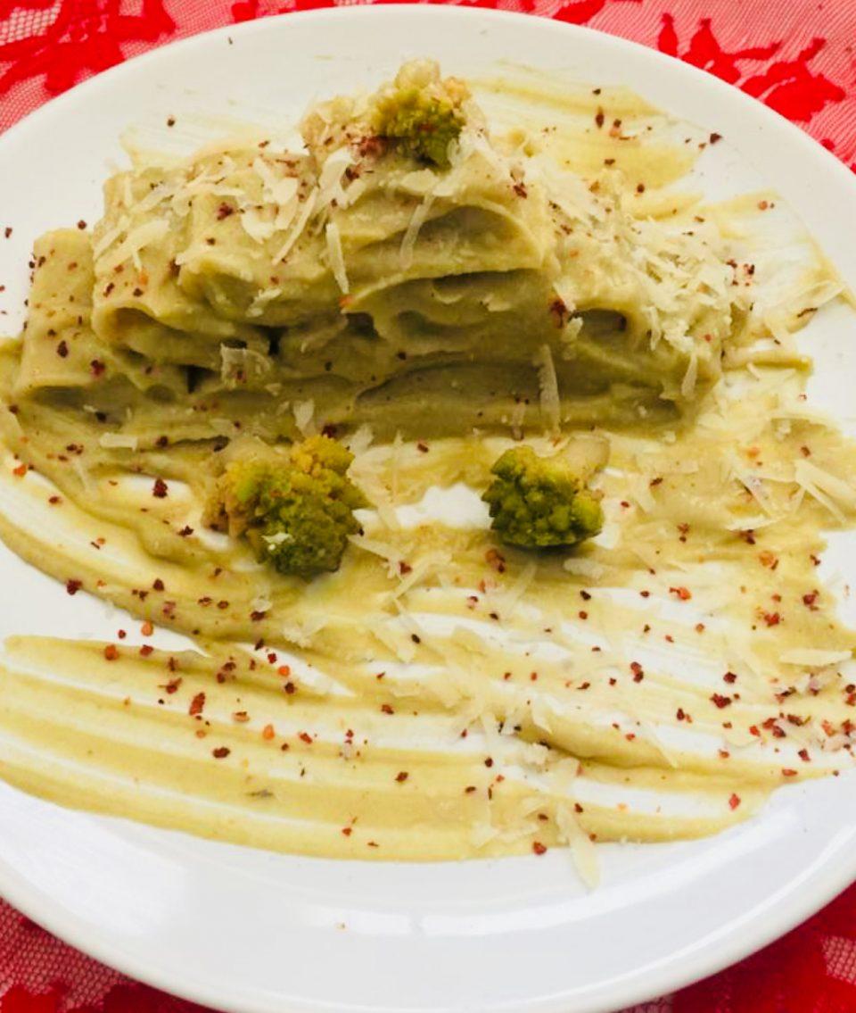 Pasta con broccoli romani di Bioexpress