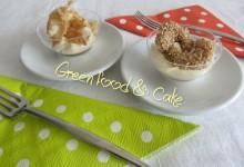 Gamberi in crosta di mandorle e semi di sesamo