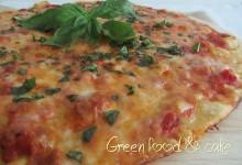 Pizza sottile con lievito madre