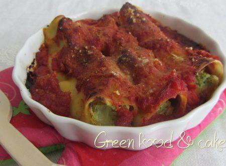 Cannelloni di broccoli e ricotta