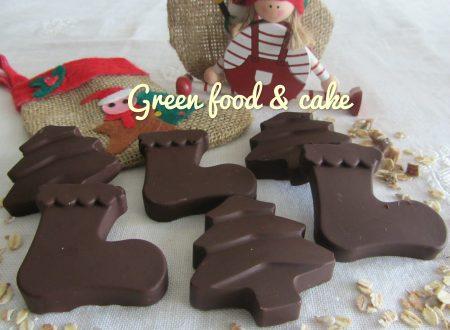 Cioccolatini della Befana ai cereali
