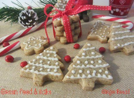 Biscotti di pandizenzero (gingerbread)