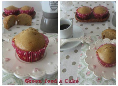 Vegan muffin alla vaniglia