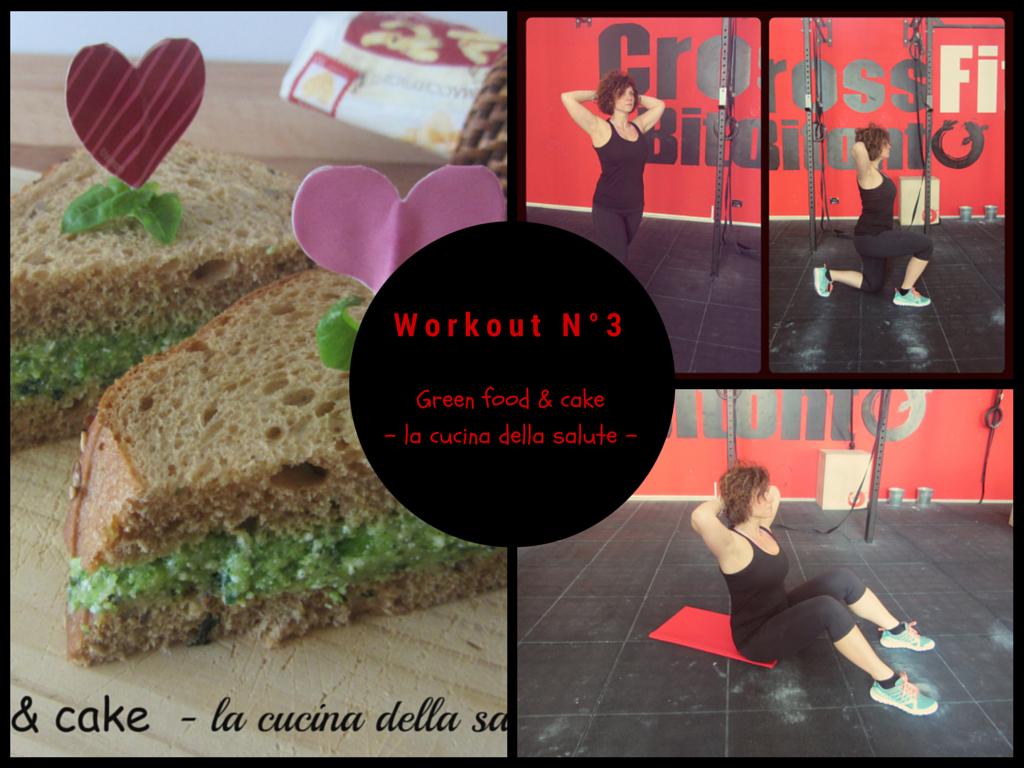 Green food & cake- la cucina della