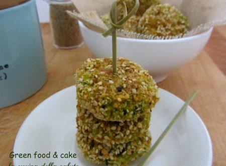 Polpette di cous cous e zucchine