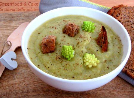 Zuppa di romanesco