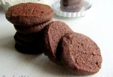 Biscotti al cioccolato e Fleur de Sel
