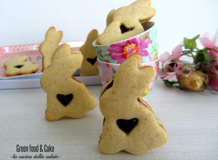 Coniglietti e cestini di Pasqua