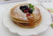 Pancakes senza lattosio